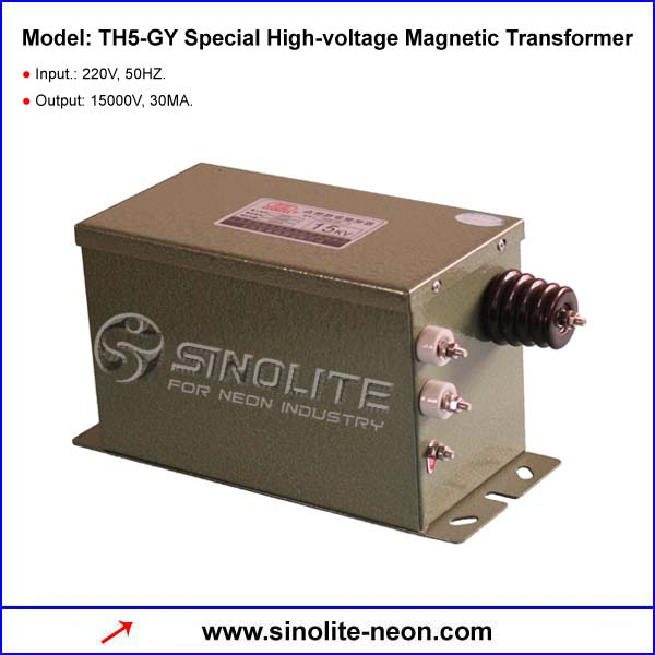 TH5-GY Special High-voltage Magnetic Transformer